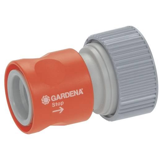 """Schlauchstück Steckkupplung, 19 mm (3/4"""") Ø Wasserstop GARDENA Profi-System 2814-20"""