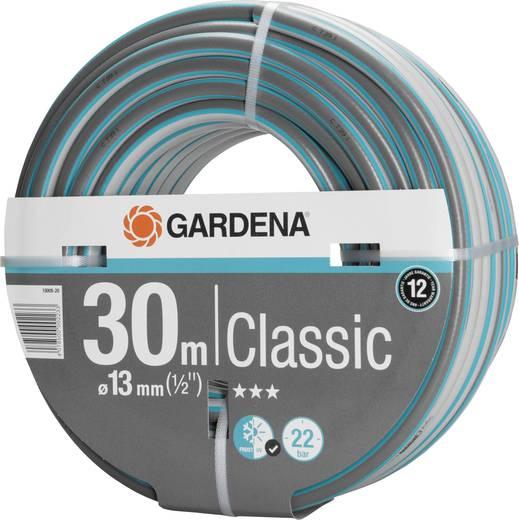 Gartenschlauch 13 mm 1/2 Zoll 30 m Grau, Blau GARDENA 18009-20