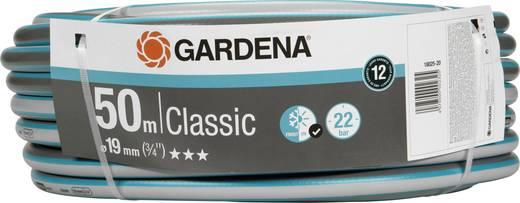 Gartenschlauch 19 mm 3/4 Zoll 50 m Grau, Orange GARDENA 18025-20