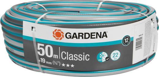 Gartenschlauch 19 mm 3/4 Zoll 50 m Grau, Blau GARDENA 18025-20