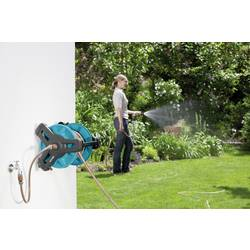Dévidoir de tuyau de jardin 1/2 pouces GARDENA 8009-20 20 m - Vente ...