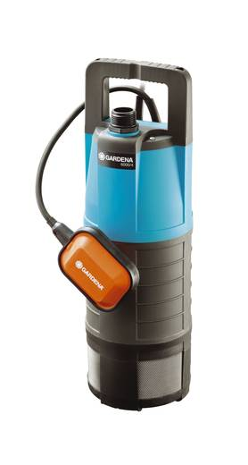 Tauchdruck-Pumpe GARDENA 1468-20 6000 l/h 40 m