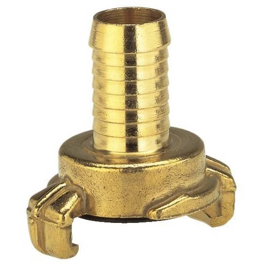 """GARDENA 7102-20 Messing Klauenkupplung-Schlauchanschluss Klauenkupplung, 16 - 19 mm (3/4"""") Ø"""