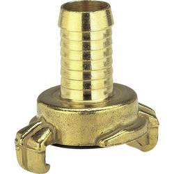 """GARDENA 07104-20 mosadz hadicová prípojka rozbočovača zubová spojka, 32 mm (1 1/4"""") Ø"""