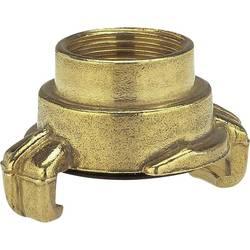 Messing Klauenkupplung-Gewindestück Klauenkupplung, 24,2 mm (3/4) IG GARDENA