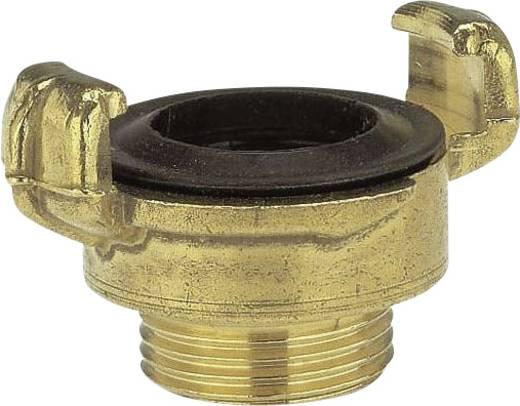 """Messing Klauenkupplung-Gewindestück Klauenkupplung, 33,25 mm (1"""") AG GARDENA 7115-20"""