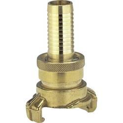 """GARDENA 07120-20 mosadz sacie a vysokotlakový rozbočovač zubová spojka, 19 mm (3/4"""") Ø"""