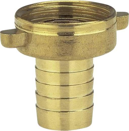 """GARDENA 7142-20 Messing Schlauch-Verschraubung 30,3 mm (1"""") IG, 25 mm (1"""") Ø"""