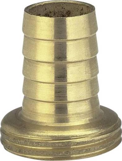 """GARDENA 7146-20 Messing Schlauch-Verschraubung 24,2 mm (3/4"""") IG, 13 mm (1/2"""") Ø"""