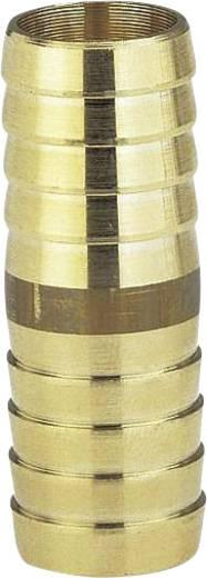 """GARDENA 7183-20 Messing Schlauch-Verbinder 32 mm (1 1/4"""") Ø"""