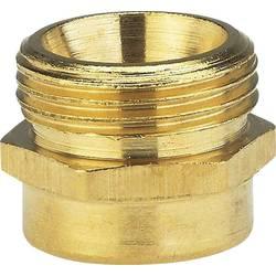 Messing Reduzierung-Gewindenippel 33,25 mm (1) AG, 24,2 mm (3/4) IG GARDENA