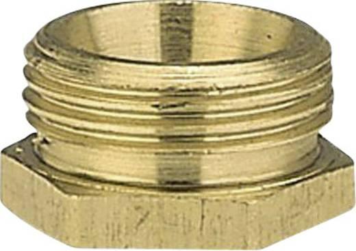 """Messing Reduzierung-Gewindenippel 33,25 mm (1"""") AG, 24,2 mm (3/4"""") IG GARDENA 7271-20"""