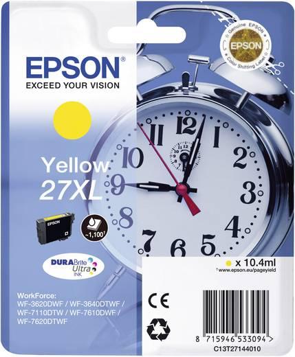 Epson Tinte T2714 Original Gelb C13T27144010