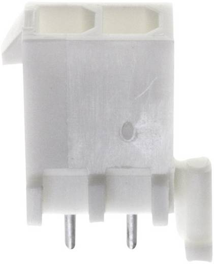 TE Connectivity Stiftgehäuse-Platine Mini-Universal-MATE-N-LOK Polzahl Gesamt 2 Rastermaß: 4.14 mm 1-770872-1 1 St.