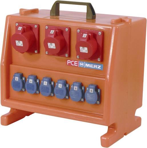 CEE Stromverteiler MZ69624 400 V 32 A PCE Merz