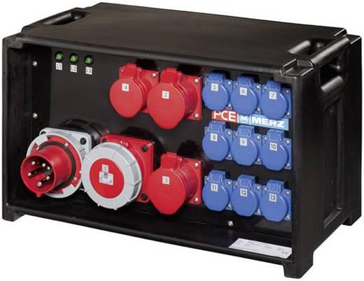 CEE Stromverteiler MZ86502 400 V 63 A PCE Merz