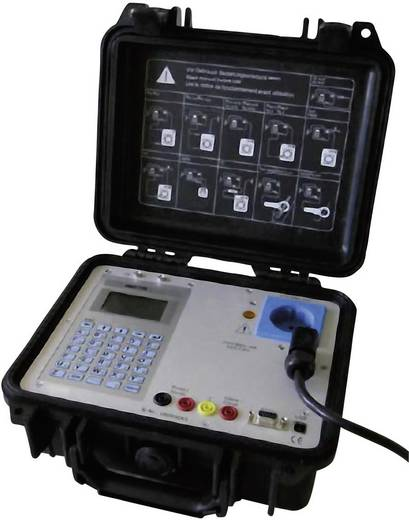 Gerätetester PCE Merz PMKD 1500 VDE 0701-0702, BGV A3