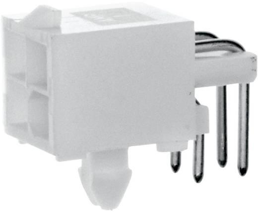 Stiftgehäuse-Platine Mini-Universal-MATE-N-LOK Polzahl Gesamt 8 TE Connectivity 1-770970-0 Rastermaß: 4.14 mm 1 St.