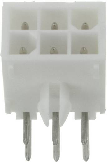 Stiftgehäuse-Platine Mini-Universal-MATE-N-LOK Polzahl Gesamt 22 TE Connectivity 1-794107-0 1 St.