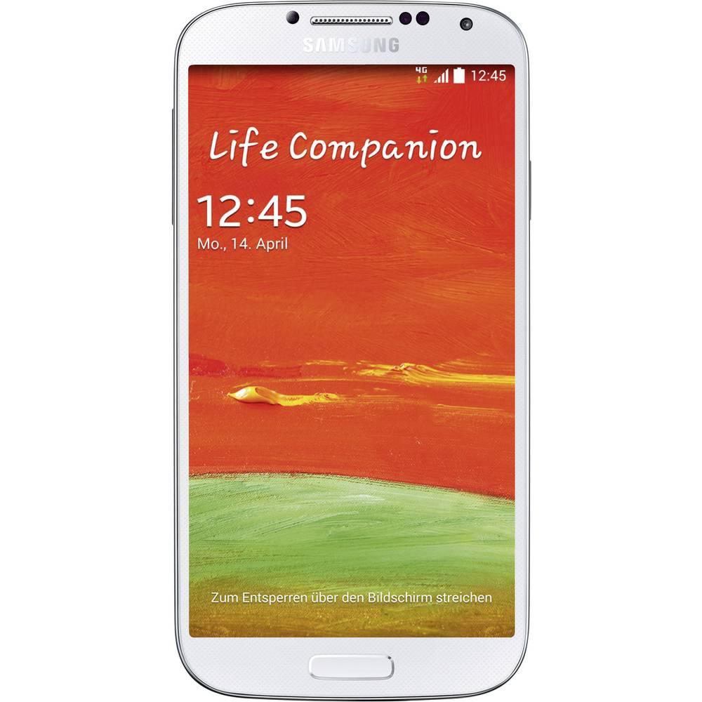 Smartphone 5 samsung galaxy s4 gt i9515 blanc - Comparateur de prix samsung galaxy s4 ...