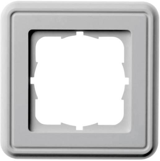 Rahmenplatte 1-fach Telegärtner B00004A0021Y Alpinweiß