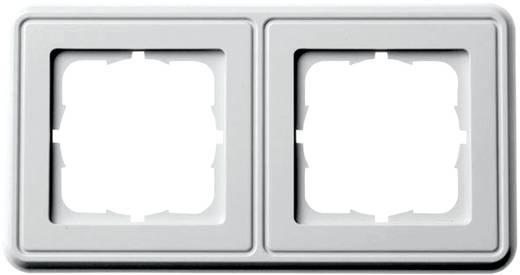 Rahmenplatte 2-fach Telegärtner B00005A0009Y Alpinweiß