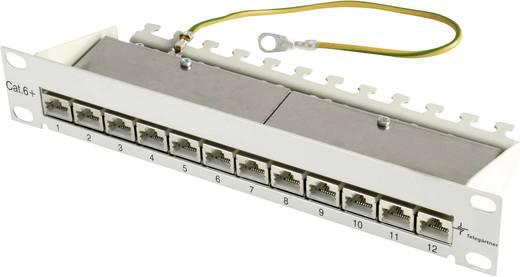 Telegärtner J02022A0057 12 Port Netzwerk-Patchpanel CAT 6a 1 HE