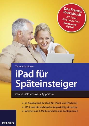 iPad für Späteinsteiger Franzis Verlag 978-3-645-60221-1