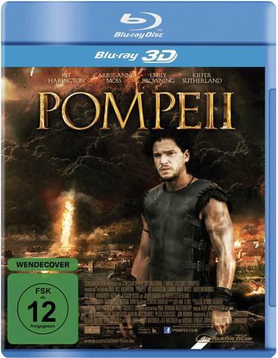 blu-ray 3D Pompeii FSK: 12