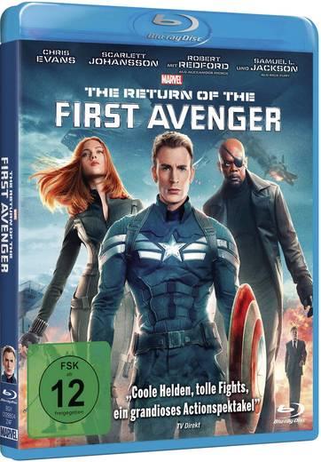 blu-ray The Return of the First Avenger FSK: 12