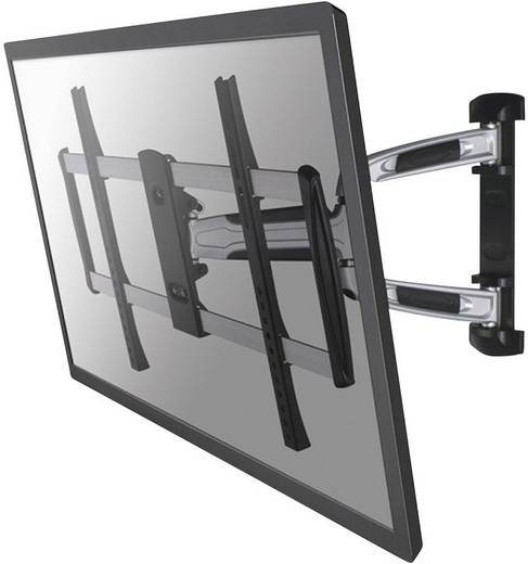 "TV-Wandhalterung 81,3 cm (32"") - 152,4 cm (60"") Neigbar+Schwenkbar NewStar Products LED-W700SILVER"
