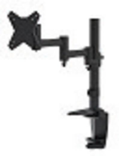 """NewStar FPMA-D1330BLACK Monitor-Tischhalterung 25,4 cm (10"""") - 134,6 cm (53"""") Neigbar+Schwenkbar, Rotierbar"""