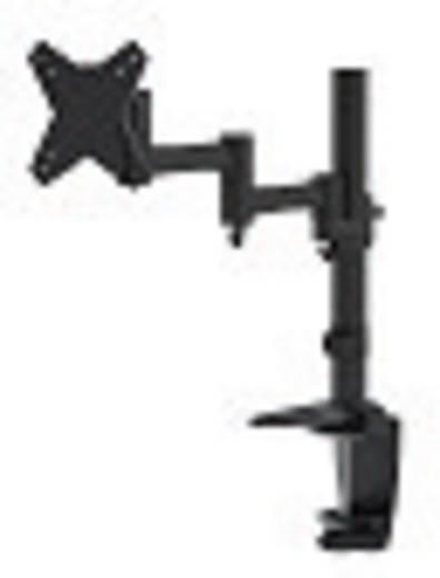 """NewStar FPMA-D1330DBLACK 2fach Monitor-Tischhalterung 25,4 cm (10"""") - 68,6 cm (27"""") Neigbar+Schwenkbar, Rotierbar"""