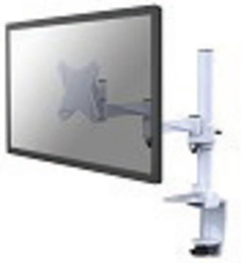 """NewStar FPMA-D1330WHITE 1fach Monitor-Tischhalterung 25,4 cm (10"""") - 76,2 cm (30"""") Neigbar+Schwenkbar, Rotierbar"""
