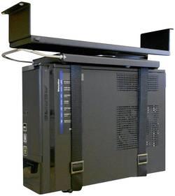 Image of NewStar PC Halterung Untertisch CPU-D050BLACK CPU-D050BLACK Schwarz Belastbar bis Gewicht=20 kg