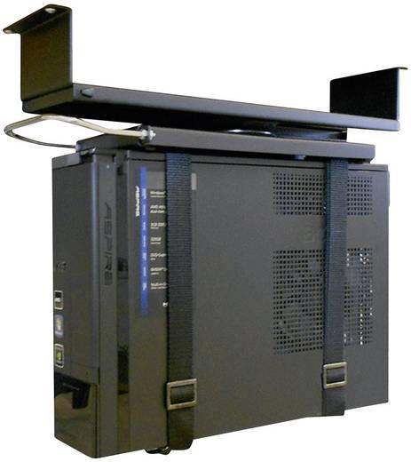 PC-Tischhalterung NewStar Schwarz CPU-D050BLACK