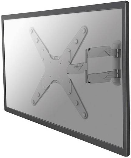 "TV-Wandhalterung 58,4 cm (23"") - 132,1 cm (52"") Neigbar+Schwenkbar NewStar Products NM-W440WHITE"