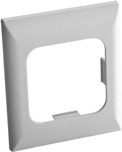 Gaslock Abdeckrahmen grau GL-4002-01