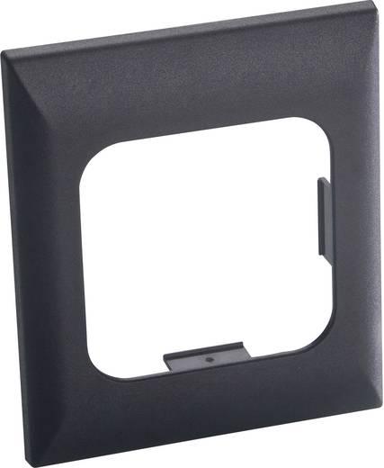 Abdeckrahmen schwarz Gaslock GL-4002-02