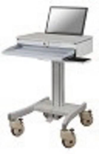 Notebook-Ständer NewStar MED-M100 mit Mauspad, höhenverstellbar