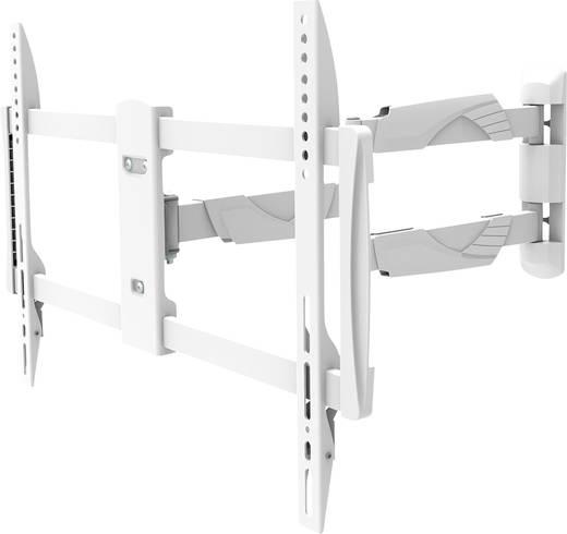 """TV-Wandhalterung 81,3 cm (32"""") - 152,4 cm (60"""") Neigbar+Schwenkbar, Rotierbar NewStar Products NM-W460WHITE"""