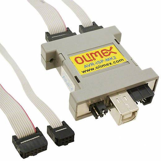 Entwicklungsboard Olimex AVR-ISP-MK2