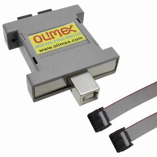 Entwicklungsboard Olimex MSP430-JTAG-TINY-V2