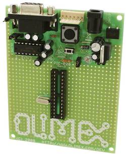 Carte de prototypage Olimex PIC-P28-20MHz 1 pc(s)