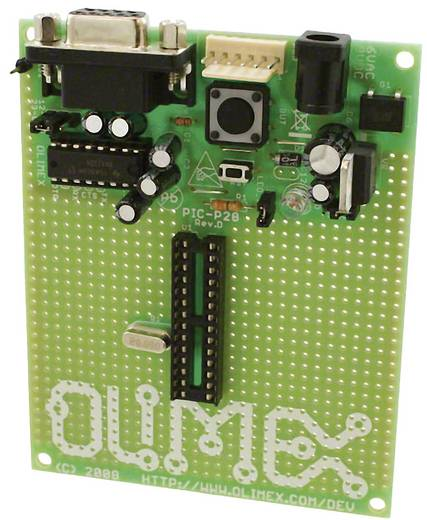 Prototyping-Board Olimex PIC-P28-20MHz