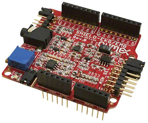 Erweiterungsboard Olimex SHIELD-EKG-EMG