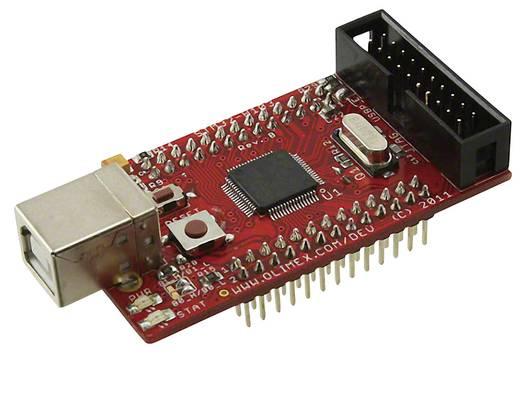 Entwicklungsboard Olimex STM32-H103