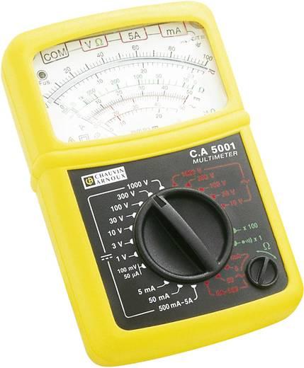 Chauvin Arnoux C.A 5001 Hand-Multimeter Kalibriert nach: Werksstandard (ohne Zertifikat)
