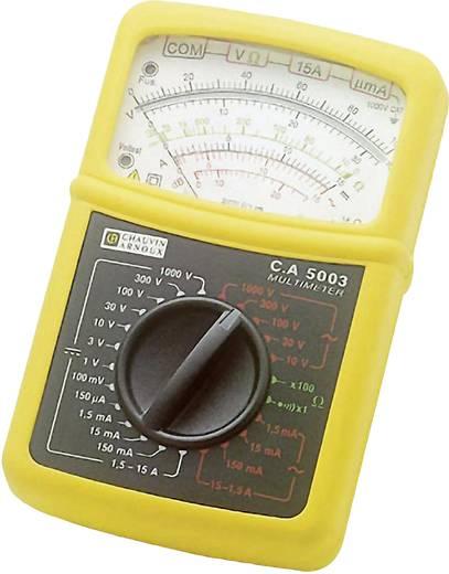 Hand-Multimeter Chauvin Arnoux C.A 5003 Kalibriert nach: Werksstandard (ohne Zertifikat)