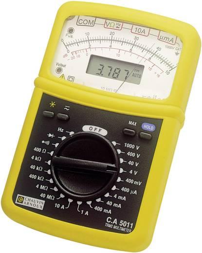 Hand-Multimeter Chauvin Arnoux C.A 5011 Kalibriert nach: Werksstandard (ohne Zertifikat)